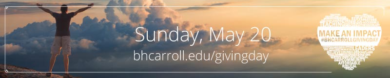 B.H. Carroll Giving Day